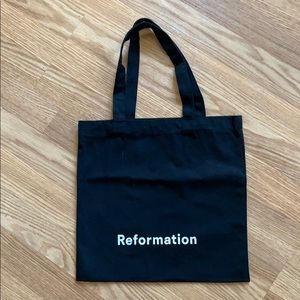 Reformation Shopping Tote